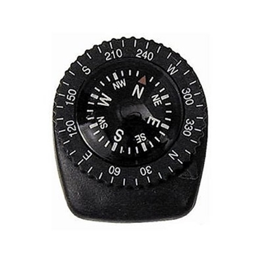 "Picture of Precision ""Watch Band Clip-on"" Navigation Compass Tool"