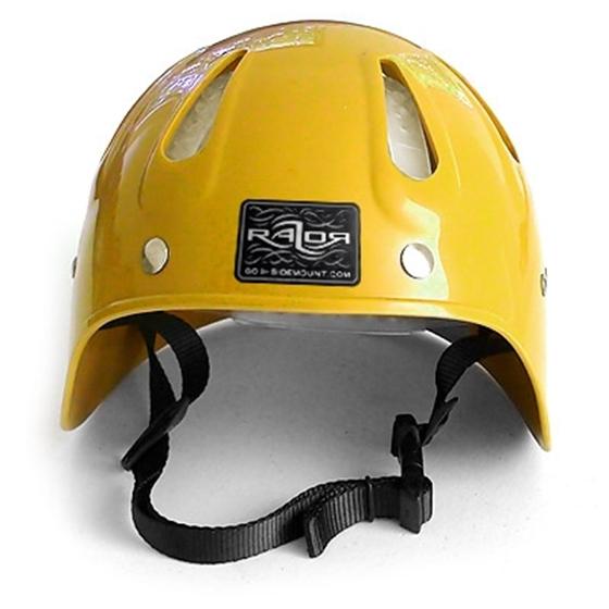 Picture of Side Mount Helmet Yellow