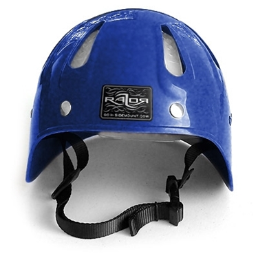 Picture of Side Mount Helmet Blue