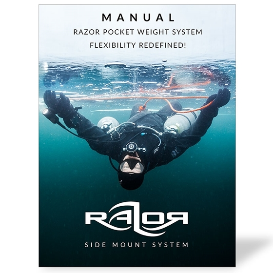 Picture of Manual for the Razor Pocket Weight System
