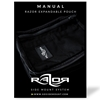 Picture of Manual for the Razor Expandable Pouch