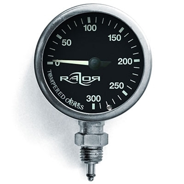 Picture of RAZOR Naked Submersible Pressure Gauge BAR