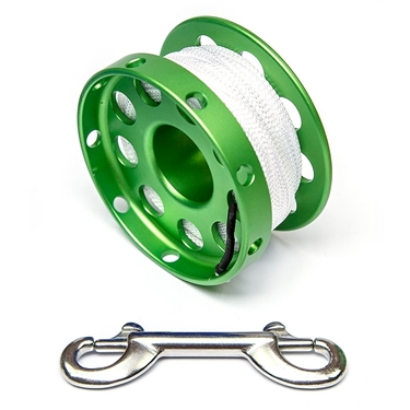 Picture of 100' Safety Spool - Green