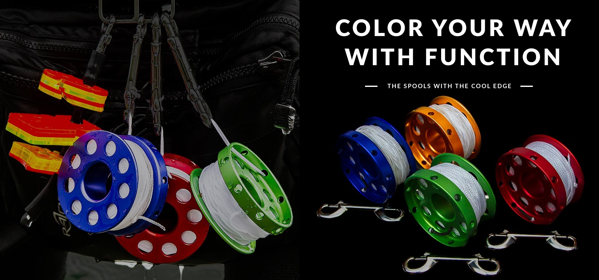 Color your way with function