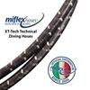 """Picture of 22"""" Miflex XT-Tech LP Regulator Hose"""