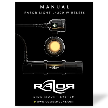 Manual for the Razor SM Light L4200
